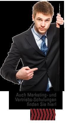Marketing- und Vertriebsschulungen